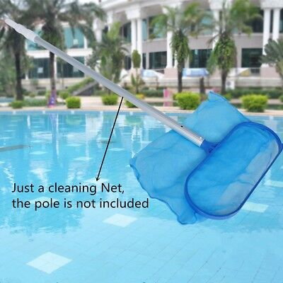 Leaf Skimmer Net Professional Tool For Swimming Pool Spa Tub Pond Surface Alloy