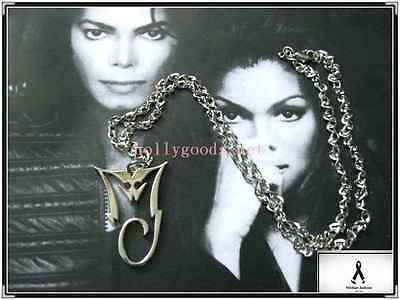 2017 NEW Arrival Michael Jackson King Of Pop Pendant Necklace