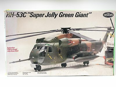 """1/72 Fujimi Sikorsky HH-53C """"Super Jolly Green Giant"""" - Complete - 366 HH-53"""