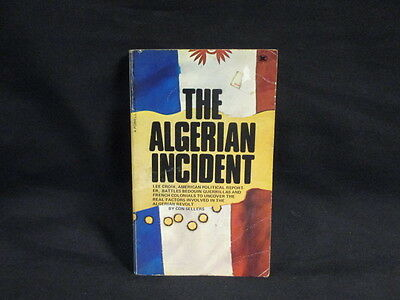 Good, The Algerian Incident, Sellers, Con, 1970, Powell