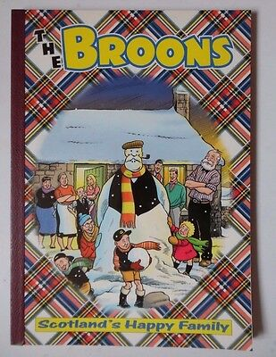 The Broons 2001 Comic Book Annual D C Thomson & Co Ltd