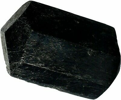 2 Natural Black Tourmalines Crystal Powerful Healing Electricaly Charged Chakra