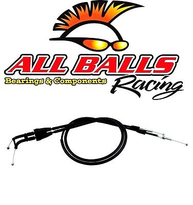 Honda XR250R Throttle Cables (Pair) 1996 to 2004 Models, By AllBalls Racing