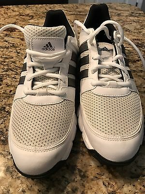 Adidas Tech Response Golf Shoes White Mens New 9