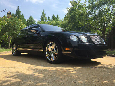 2006 Bentley Continental Flying Spur Flying Spur Sedan 4-Door 26k low mile free shipping warranty 2 owner clean carfax luxury exotic awd