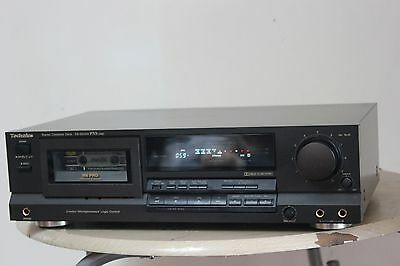 Technics RS-BX404 Stereo Cassette Tape Deck Component Separate HIFI Audiophile