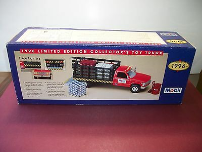 1996 Mobil Limited Edition Collector's Toy Truck NIB