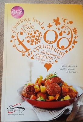 slimming world book