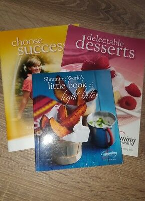 slimming world books