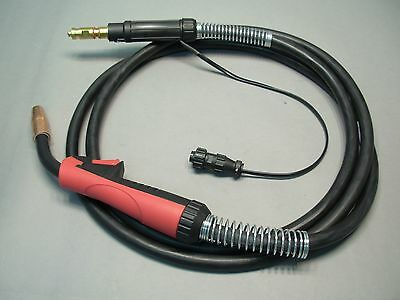 15' HTP Replacement Mig Welding Gun Torch Stinger for Lincoln Magnum 100L K530-6