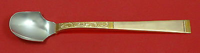"""Golden Scroll by Gorham Sterling Silver Cheese Scoop 5 3/4"""" Custom Made"""