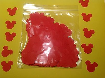 1xPack Of 500 Mickey Mouse Confetti pieces Disney Weddings Buy 2 packs get1 free