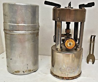 Vintage Coleman U.s. Army Type Camp Stove  Model 530 A 47