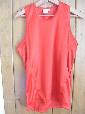 Joblot of 4 First Strike / Unbranded Red Boxing Vests, to Suit Club
