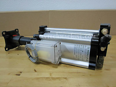 Pneumatic Booster Knock Out Cylinder Air Over Hydraulic