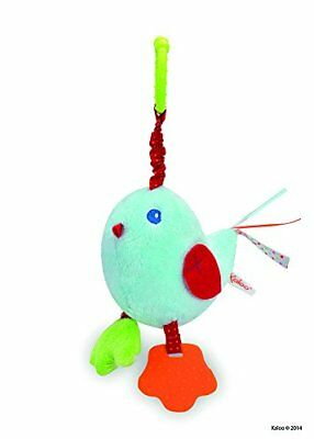 Kaloo Colors Activity Toys My Swinging Bird Baby Touch Feel Toys, New
