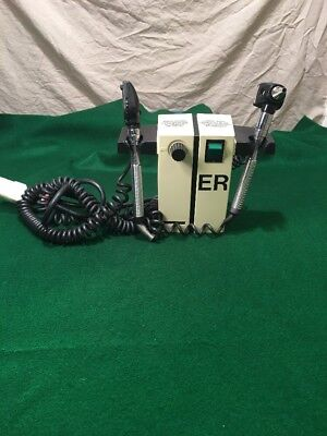 Welch Allyn 74710 Transformer w/Otoscope & Ophthalmoscope Heads, Medical