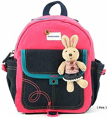 Kid Toddler Walking Safety Harness with Cute Teddy Bear/Bunny Backpack Sold and