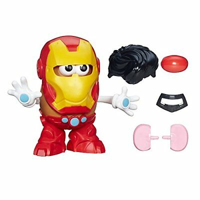 Mr. Potato Head Marvel Classic Scale Tony Stark Iron Man Baby Touch Feel Toys