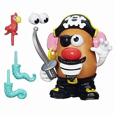 Playskool Friends Mr. Potato Head Pirate Spud Baby Touch Feel Toys, New