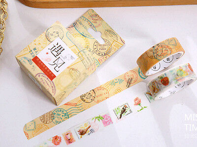 Japan Washi Tape - Meet U 3m 2 rolls MT066