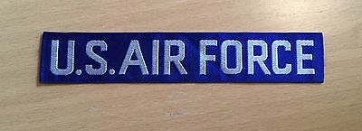 Early Vietnam War Us Air Force Tape Patch Silk Like Vintage