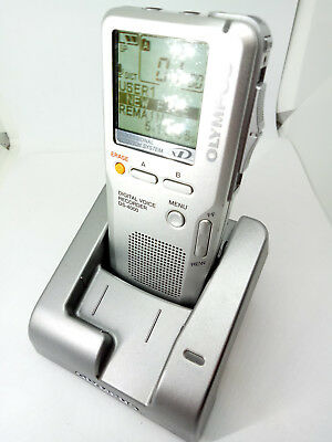 Olympus DS-4000 Digital Voice Recorder Dictaphone Dictation Machine DS4000 DSS