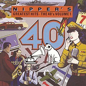 Nippers Greatest Hits The 40s Vol.1 CD