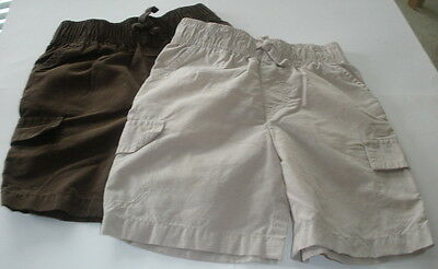 Toddler Shorts 2 Pair Size 3T Jumping Beans   Lot 1 Boys
