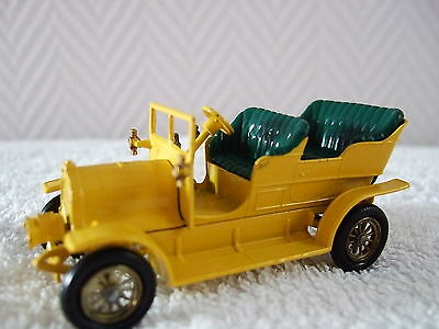 "Matchbox ""Models of Yesteryear"" Y-16 1904 Spyker"