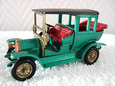 "Matchbox ""Models of Yesteryear"" Y-3 1910 Benz Limousine"