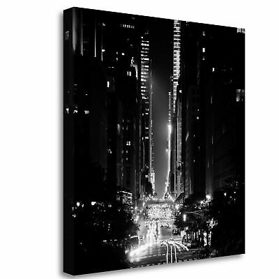 Tangletown Fine Art '42nd Street' Photographic Print on Wrapped Canvas