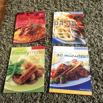 Weight Watchers Book Set