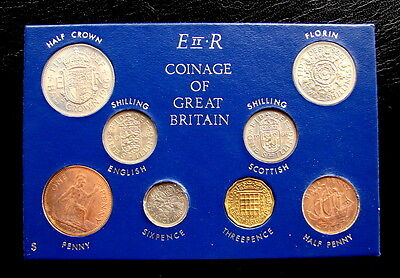 Coinage Of Great Britain Unc.