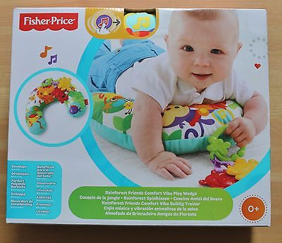 Mattel Fisher-Price CDR52 Rainforest Spielkissen Neu OVP