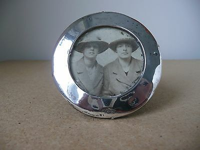Small Silver Frame Chester 1908