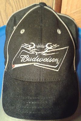Vintage 2005 BUDWEISER BEER Cool Your Pipes PROMO HAT CAP Anheuser-Busch ~RARE!~