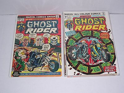 Ghost Rider (vol 1) issues 6 - 13 comics