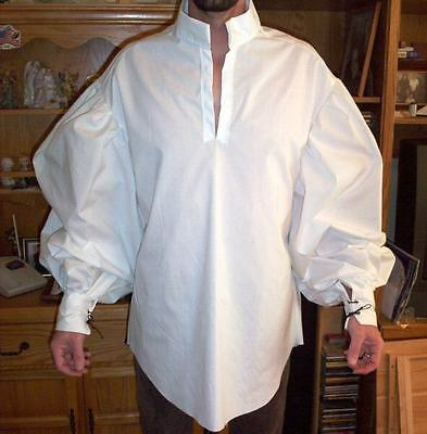Renaissance, Pirate Shirt MADE JUST FOR YOUR SIZE!