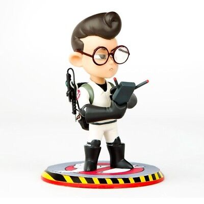 Ghostbusters Egon Spengler Q-Pop Action Figure - SDCC Loot Crate EXCLUSIVE