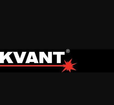 Kvant 36w RGB High-End Laser Show With Pro Touring Case & DMX Controller