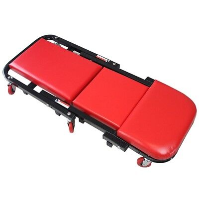 New Dual-use Creeper Cart Roller Seat Foldable Crawler Auto Car Repair Supplies