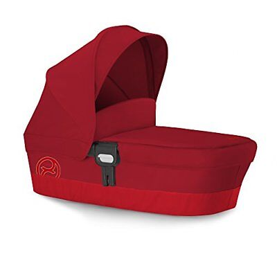 CYBEX Carry Cot M Stroller Hot and Spicy Baby Stroller Bassinets, New