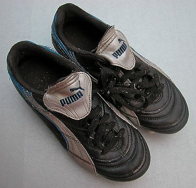 * PUMA* (UK5 / US6) Youth Soccer / Football / Footy Cleats Boots Shoes (screw)
