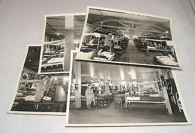 Group Lot Pre Ww2 Nichols Field Pi Army Air Corps Photograph Barracks Soldiers