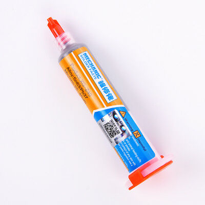 Brand New 10ml Solder Paste Syringe Low Temperature Melt SMT Melting Point 180℃