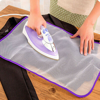 3Pc Press Ironing Cloth Mesh Net Guard Protector Garment Clothes Protector Cover