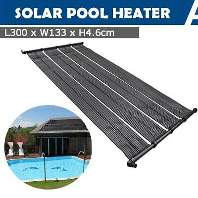 10x4Ft Solar Heater Heating Panel System Swimming Pool Above Ground Inground
