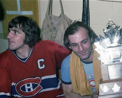 Serge Savard, Guy Lafleur Montreal Canadiens 8x10 Photo