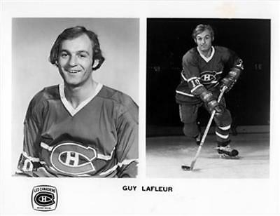 Guy Lafleur Montreal Canadiens 8x10 Photo